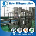 3 IN 1 WATER FILLING MACHINE AUTOMATIC BOTTLE FILLING MACHINE