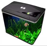 HIGH QUALITY MINI FISH TANK AQUARIUM WITH LED LIGHT