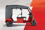 Mahindra Mini Electric Rickshaw