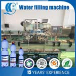 AUTOMATIC PURE MINERAL WATER BOTTLE FILLING PACKING MACHINE